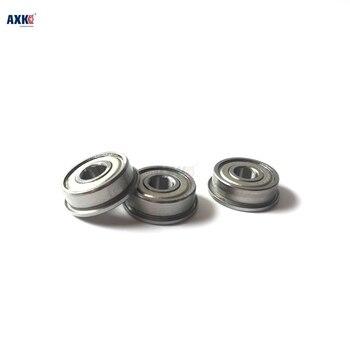 Axk F607zz rodamiento de brida 7x19x6 Mm Abec-1 (10 uds) reborde F607 Z cojinetes bola ZZ