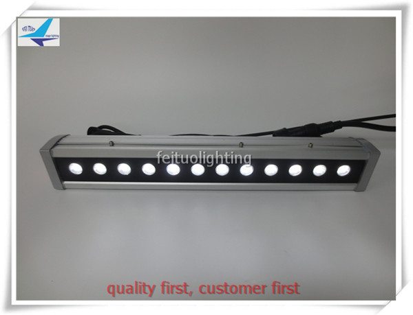 A- 4/lot ip65/waterproof high quality 12x10w RGBW led bar 4in1 rgbw led wall washer linear bar light 0.5m long free shipping 2pcs lot 12x4w rgbw 4in1 outdoor led wall washer ip65 4 8ch outdoor lighting