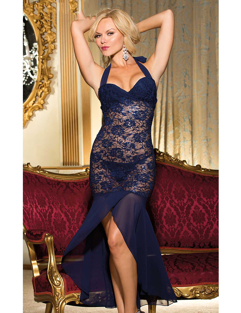 Online Buy Wholesale black negligee from China black ...