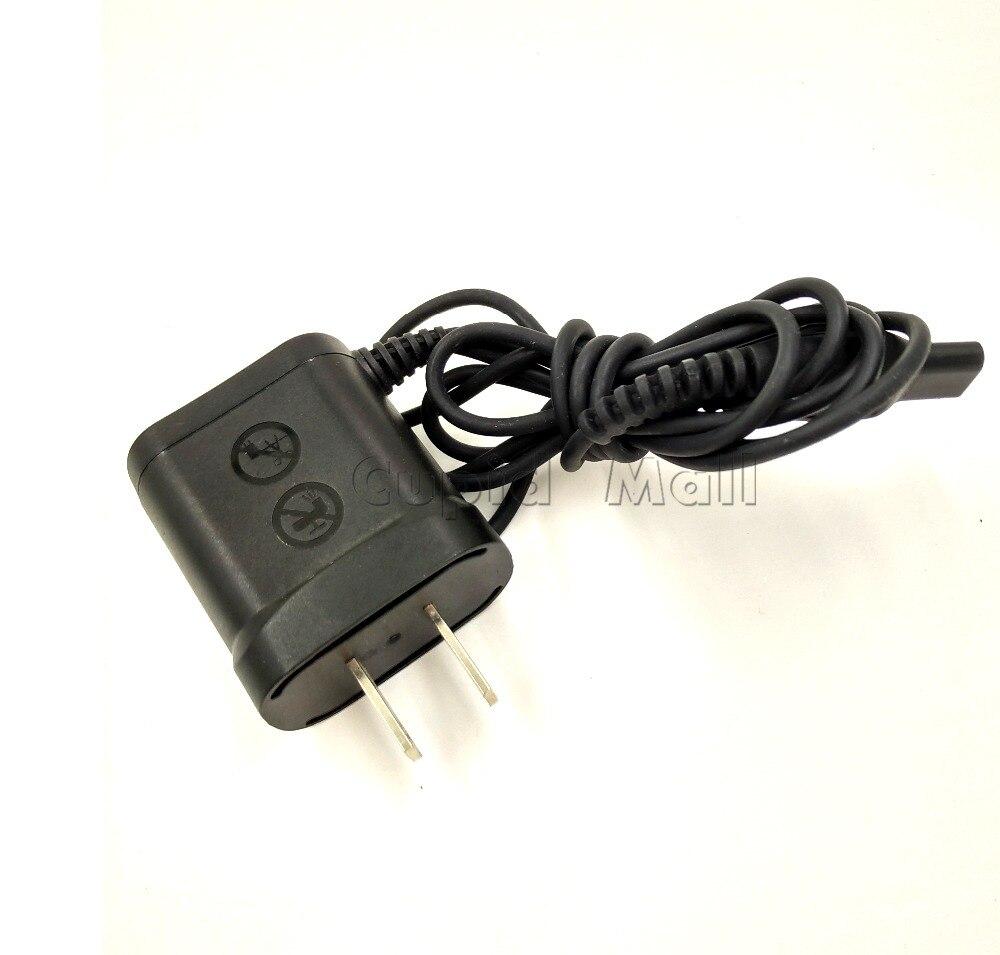 10pcs Wholesale US Plug Charger for HQ850 8V Charger shaver Charger Fit  Shaver HQ912 HQ913 HQ914 HQ915 HQ916 HQ988 jtc набор фиксаторов распредвала для установки фаз грм renault 2 0 ide jtc 4925