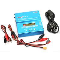Original SKYRC iMAX B6AC V2 Charger 50W Lipo Battery Balance Charger RC Discharger Helicopter Quadcopter Drone Battery Charger