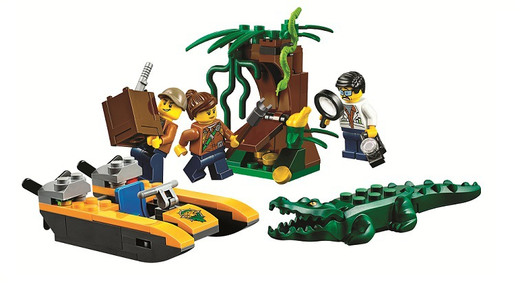 Jungle Explorers Jungle Starter Set BELA City Building Blocks Sets Bricks Classic Model Kids Toys Marvel Compatible Legoe decool technic city series excavator building blocks bricks model kids toys marvel compatible legoe