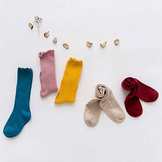 Long Kids Socks 6
