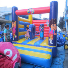 commercial inflatable bouncer trampoline YLW-bouncer 172