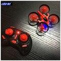 LEO NH010 RC Mini Drone Drone RC Quadcopters RC drone Headless Modo de Una Tecla de Retorno