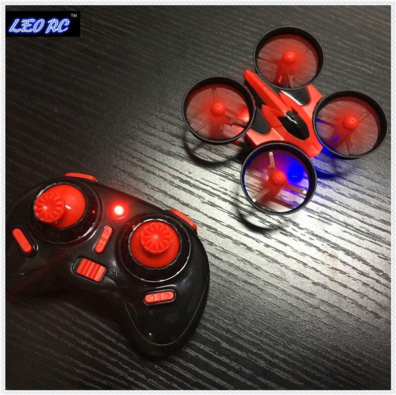 LEO RC Mini Drone NH010 RC Drone Quadricoptères Sans Tête Mode Un Retour Key RC drone