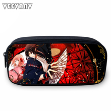 Awesome Sasuke, Naruto + others pencil bag / case