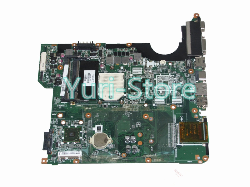 NOKOTION For HP Pavilion DV5 DV5-1000 Laptop DA0QT8MB6G0 482325-001 Main Board DDR2 Socket s1 with Free CPU 815248 501 main board for hp 15 ac 15 ac505tu sr29h laptop motherboard abq52 la c811p uma celeron n3050 cpu 1 6 ghz ddr3