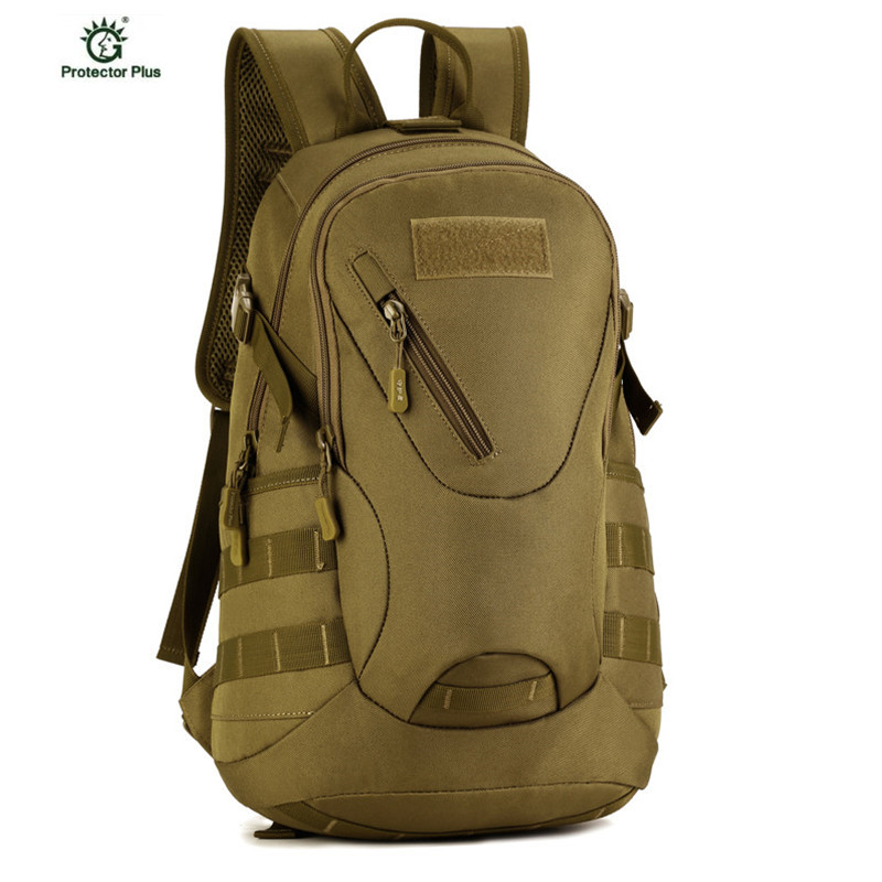 Waterproof 3D Military Tactics Backpack Rucksack Bag 20L for Hike Trek Camouflage Travel Backpack X67 waterproof military tactics molle backpack multifunctional men backpack rucksack for hike trek camouflage travel backpacks h85