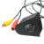 Delantero del coche del ccd cámara de visión trasera sistema de ayuda al aparcamiento cámara de reserva impermeable de 170 grados para honda
