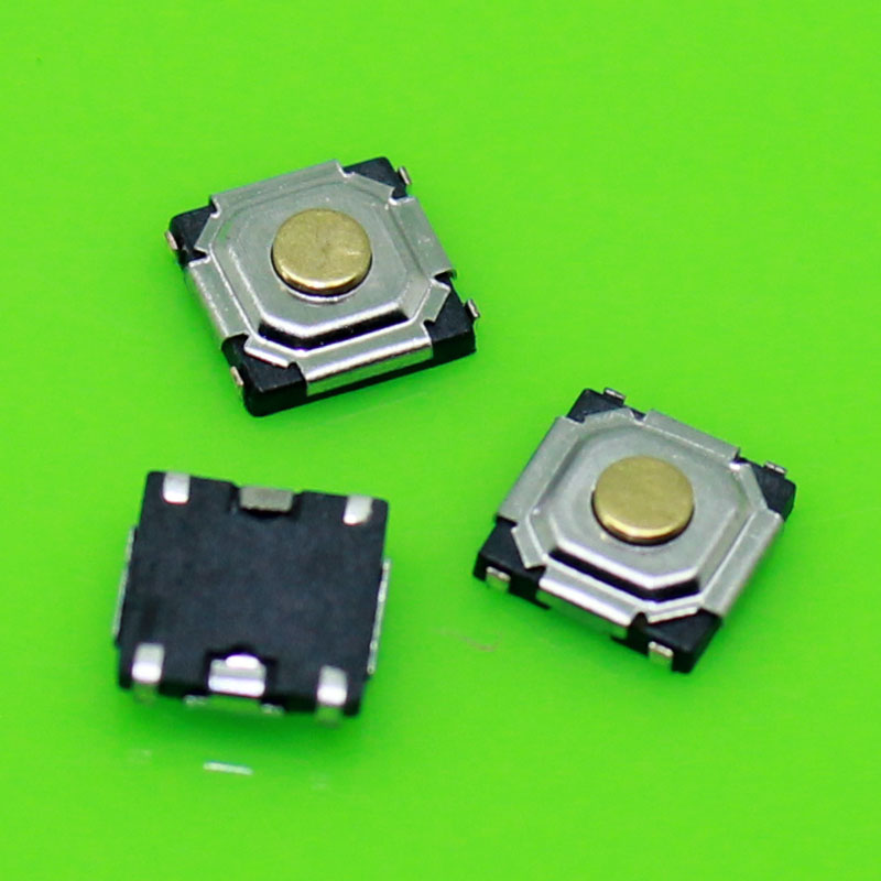Import Micro switch touch switch button 5x5x1.5 mm MP3 MP4 MP5 Tablet PAD Netbook