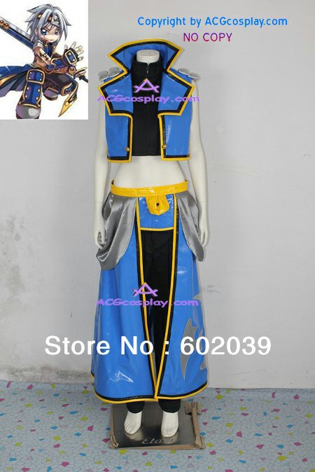 Grand Chase Lass Cosplay Acgcosplay de bonne qualité