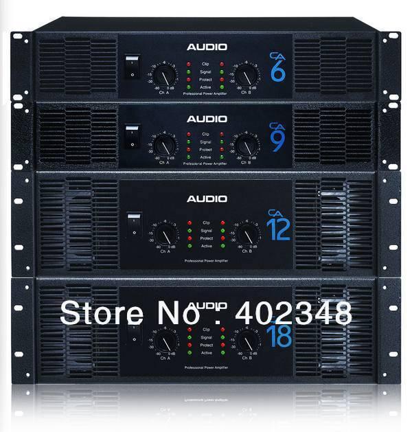 high class power amplifiers ca18 crest audio aaaa rate quality on rh aliexpress com 5000 Watt Amp Crest CA18 Specs