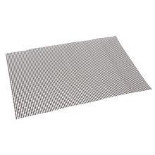 5 x цветочный горшок Нижняя сетка бонсай лист Пластиковые Дренажные сети 30x20 см