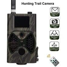 HC-300M 16MP MMS/Email 1080 P камера дикой природы ИК ночного видео охотничья камера HC300M 100 градусов 65 футов CE ROHS FCC одобрение
