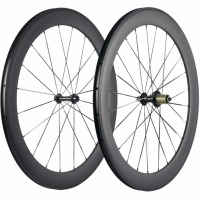 700C Carbon Wheels 38/50/60/88mm Road Bike Cycle Wheelset Basalt Braking Surface Super Light R13/A271SB