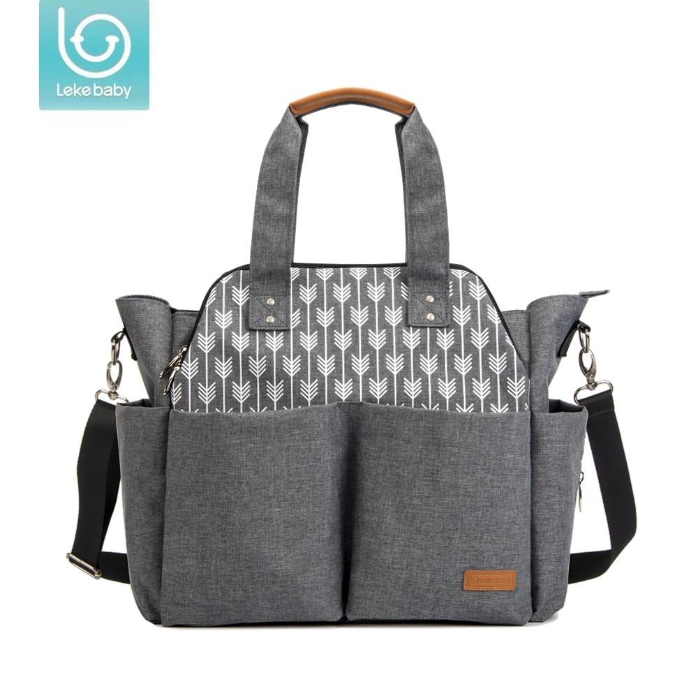 Baby Travel Changing Diaper Bag Mummy Maternity Nappy Bag Organizer Baby Bag Stroller Messenger Bags Handbags For Moms