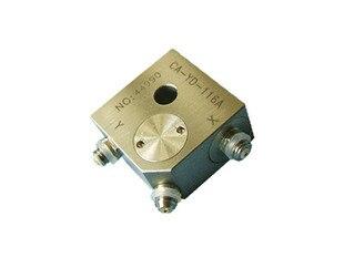 CA-YD-3116 piezoelectric accelerometer 1-6kHz 20pC/g universal three direction accelerometer