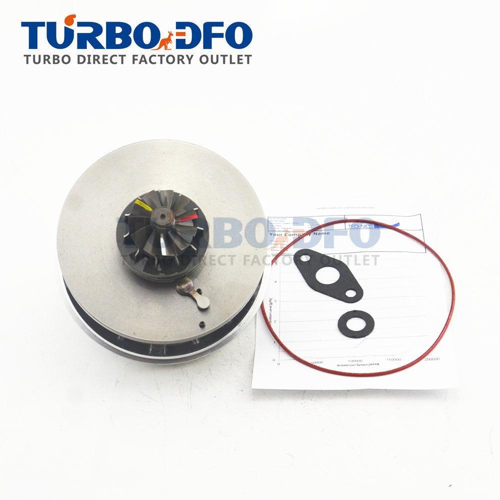 Turbocharger GT1544V turbo core assembly CHRA turbine cartridge for Citroen Berlingo C2 C4 C5 Xsara Picasso 1.6 HDI 110 HP gt1549p 707240 turbo replacement chra turbocharger parts citroen evasion 2 2hdi oem 0375h0