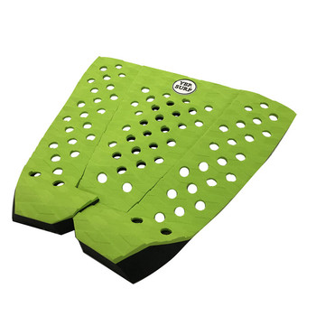 YEP Glue Deck Pad Surfboard Tail Pads green color Surf Traction Pad EVA Grip Pad in Surfing presale 1