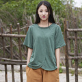 O-neck Short sleeve 100% Cotton Women T Shirt Novelty Design Loose Casual Summer T-shirt Women Kawaii Tee Shirt Femme Tops B127