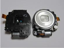 Новый объектив Оптический зум блок для Nikon Coolpix S2800 S2900 цифровой Камера ремонт Запчасти серебро