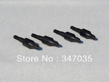 High quality 125 grain for 8.8mm bolt target field screw point tip arrow head for arrow 24 pcs/lot archery bow outdoor