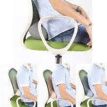 Memory Foam Nap Head Neck Pillow Cervical Sleep Office Table School Desk Cushion Slow Rebound Headrest Massage