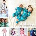 11 Cores macacão de Recém-nascidos bebe Bebê meninos Meninas Macacão marca de Moda a roupa do bebê Recém-nascido macacão Boneca Rosa de Manga longa Com Zíper