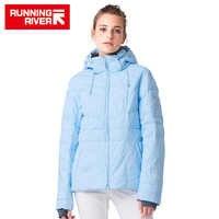 Chaqueta de esquí para mujer de marca de Río para correr, Venta caliente, chaquetas de esquí de alta calidad, nueva llegada, traje de esquí cálido para mujer, nieve abrigo # L4985