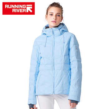 RUNNING RIVER Brand Women Ski Jacket Hot Sale High Quality Ski Jackets New Arrival Women Ski Suit Warm Skiing Snow Coat #L4985 - DISCOUNT ITEM  46% OFF All Category