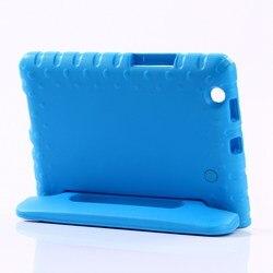 حافظة لهاتف huawei MediaPad M3 8.4 بوصة اللوحي باليد صدمة واقية إيفا كامل الجسم غطاء حامل مزود بمقبض حافظة لهاتف huawei M3 الاطفال