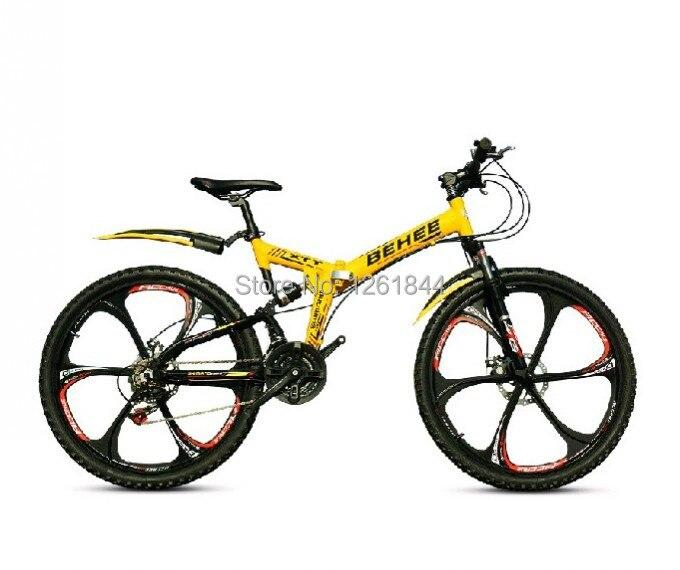 26 Inch Aluminium Alloy Luxury Specialized Mountain Bike