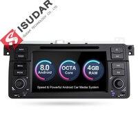Android 8.0 7 Inch Car DVD Player Stereo Hệ Thống Cho BMW/E46/M3/Rover/3 Series Octa Lõi 4 Gam RAM WIFI Đài Phát Thanh FM/AM GPS Navigation