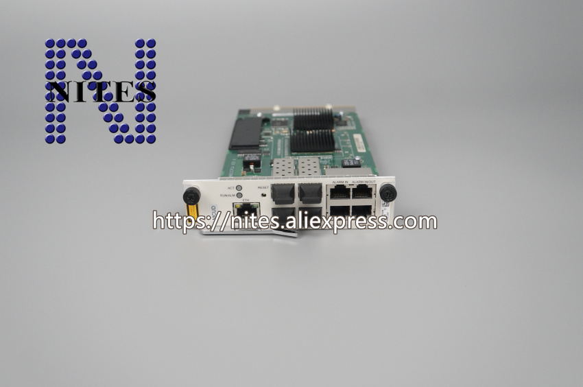 Cellphones & Telecommunications New Huawei Mcud Ge*4port Control Board Use For Hua Wei Ma5608t Olt Good For Energy And The Spleen Communication Equipments