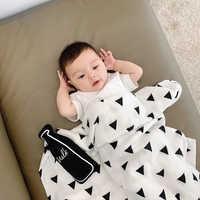 Musselina 100% algodão do bebê swaddles macio recém nascido cobertores pano de banho infantil envoltório sleepsack capa de carrinho de bebê tapete de jogo do bebê folha de cama