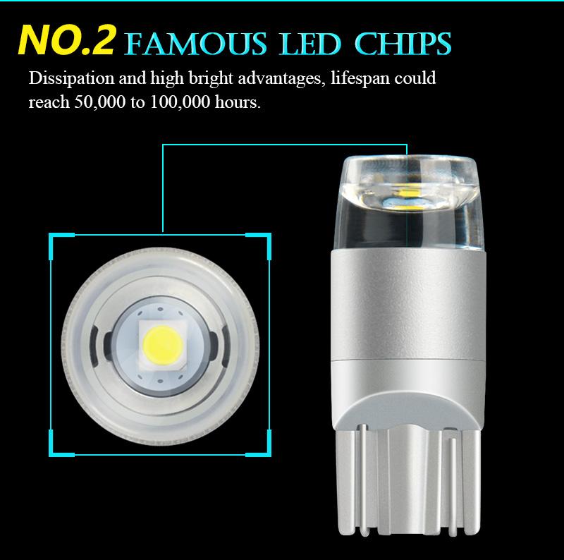 NAO T10 LED W5W LED (6)