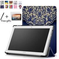 Case For Lenovo Tab 4 10 Plus TB X704L TB X704F TB X704N Cover Funda Tablet