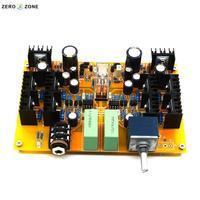 GZLOZONE Lehmann HV 4 Headphone Amplifier Board With ALPS 27 Type Potentiometer