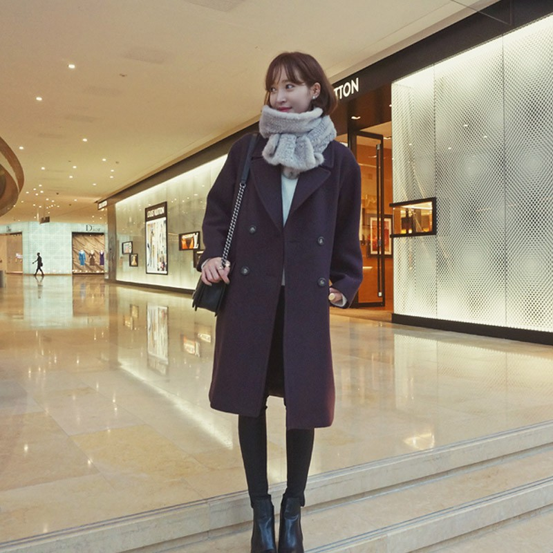 Knee Length Winter Coats