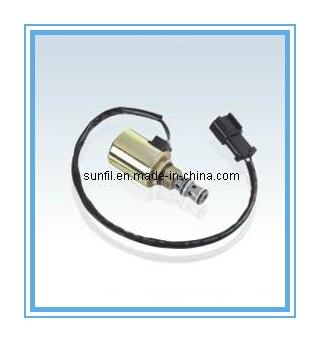 Excavator spare parts PC200-6 Solenoid Valve (6D95), 20Y-60-22121 20Y-60-22122,Free shipping