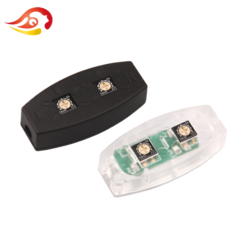QYFANG Ultrahard Polycarbonate Frequency Bass Adjuster Adapter For JH AUDIO JH24 Roxanne Layla HiFi Earphone pin Wire Connector