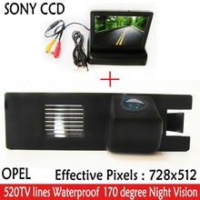 SONY CCD Car Rearview Parking font b Camera b font With 4 3 Inch LCD Monitor