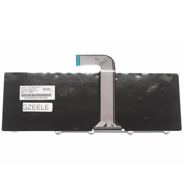 Z nami klawiatura do DELL dla inspiron 14R N4110 M4110 N4050 M4040 N5050 M5050 M5040 N5040 X501LX502L P17S P18 N4120 M4120 L502X tanie i dobre opinie US Standardowy YALUZU