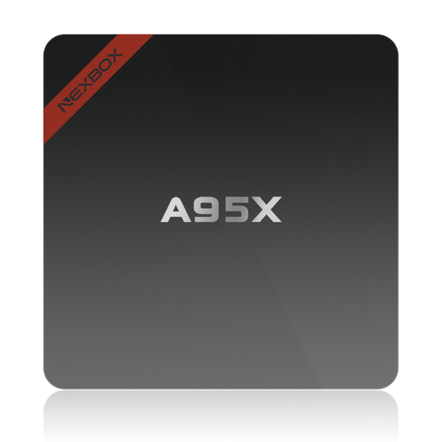 A95X Android 6.0 TV Box [1GB/8GB/4K/2.4G WiFi/SPDIF] Amlogic S905X 64Bit Quad core CPU HDMI 2.0  16.1 Streaming Media Player