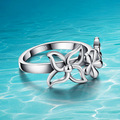 Women 925 sterling silver ring;Sterling silver ring for women;Hot style!!!Joker fashion;Contracted fashion