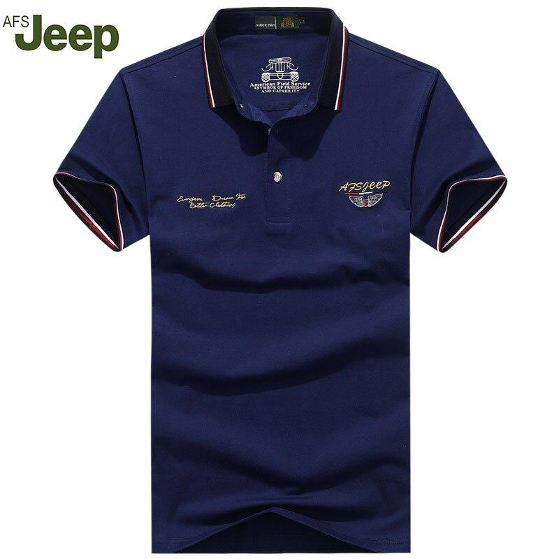 The new 2016 Summer Polo Shirt Men Short Sleeve Slim Polo Shirt Men Solid Cotton Polo