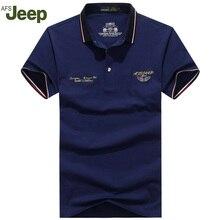 Die neue 2016 sommer polo shirt männer kurzarm slim polo shirt männer solide baumwolle polo shirt für männer plus größe 3xl 50