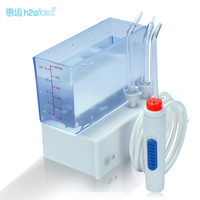 H2ofloss Water Flosser Cordless Oral Irrigator Dental Water Floss Dental Water Jet Portable Oral Irrigation Teeth