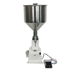 5-50ml Small Economy Cream/Paste Filling Machine